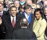 President Barack Obama - January 20, 2009