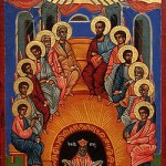 Eastern Orthodox Icon of Pentecost