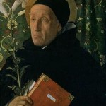 Portrait of St. Dominic by Gionvanni Bellini - 16th century