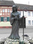 St. Lioba – An Extraordinary Woman in the History of German Christianity