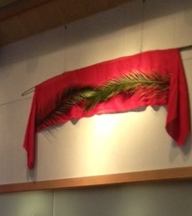 Palm Sunday Fronds