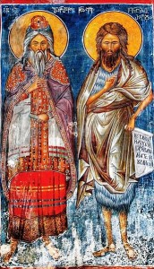 Zechariah and John the Baptist