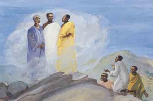 Transfiguration: Letting the Glory of God Shine Through
