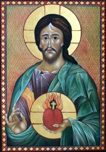Sacred Heart by David Clayton