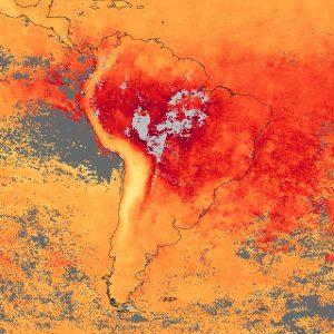 NASA South America 2007