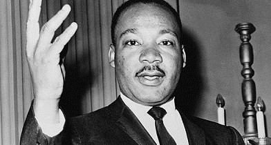 Martin Luther King, Jr. — A Gift of One's Self