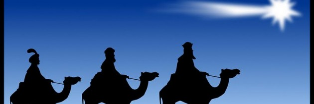 The Magi and the Gift of Holy Discontent