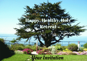 Happy, Healthy, Holy – Move, Pray, Enjoy!