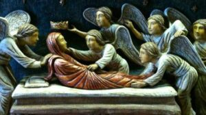 Layer upon layer of meaning for the Feast of the Assumption